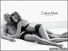 Реклама белья Calvin Klein