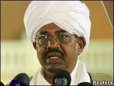 Omar al-Bashir kunjungi Sudan selatan