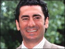 علیرضا پهلوی - عکس از وبسایت فرح پهلوی