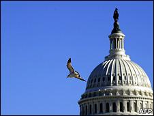 Capitolio del Congreso de Estados Unidos
