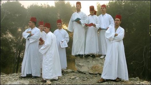 Un grupo de samaritanos