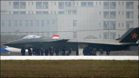جنگنده استیلت چین