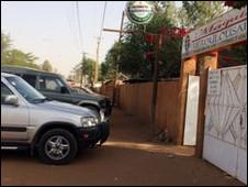 Restoran Le Toulusain di Niamey