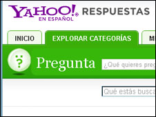 Imagen de Yahoo Respuestas en Español