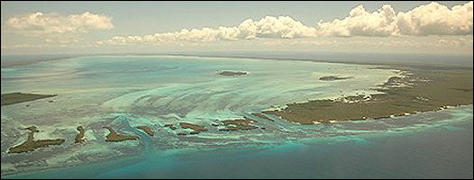 coastline of Aldabra