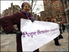 Activistas por la ordenación de mujeres católicas.