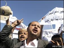 Biểu tình ủng hộ việc phế truất ông Ben Ali