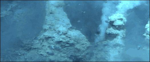 Fosa de las Marianas. Foto: NOAA