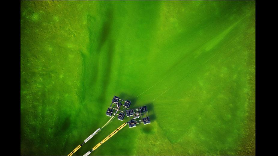 mira en fotos la degradación ambiental