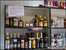 ...введения в России запрета на торговлю крепким алкоголем по ночам.