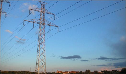 Tendido eléctrico