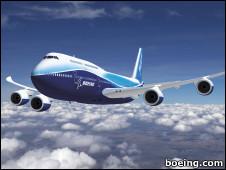 波音747客机