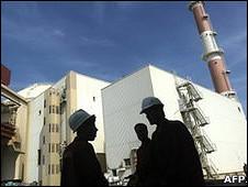 Usina de Bushehr/AFP