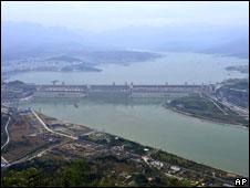 中国最大的水电开发商,中国长江三峡集团公司