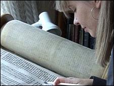 Avielah Barclay, la escriba ortodoxa