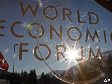 Logo del Foro Económico Mundial