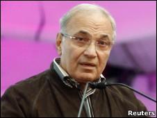 احمد محمد شفیق