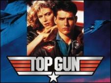 Cảnh trong Top Gun