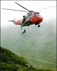 Helikopter penolong