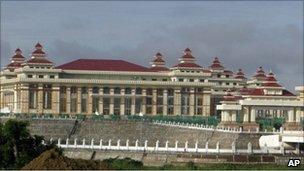 مجلس برمه