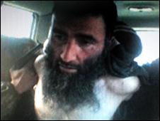 Видео допроса лидера боевиков взволновало Таджикистан 110201131757_bedaki226