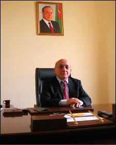 Функционер азербайджанской партии власти Мубариз Гурбанлы