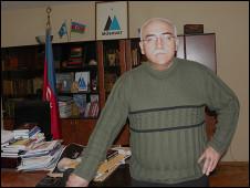 "Лидер оппозиционной партии ""Мусават"" Иса Гамбар"