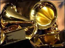 Detalle de premio Grammy