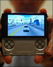 El Xperia Play de Sony Ericsson