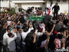 巴林民众抗议
