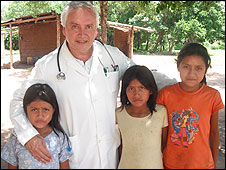 Niños de la comunidad Wichí en Argentina. Fotografías Horacio Alderete.