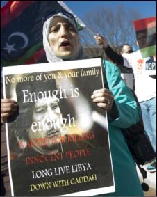 Forças de segurança disparam contra manifestantes na Líbia