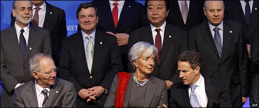 Foto de familia del G20