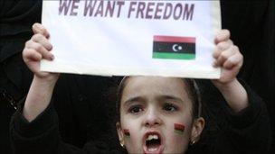 Rejim aleyhinde yurtdışında da gösteriler yapıldı