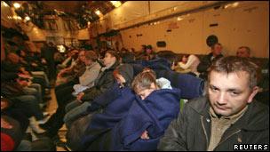 Эвакуация россиян из Ливии