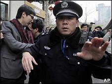 中国茉莉花集会
