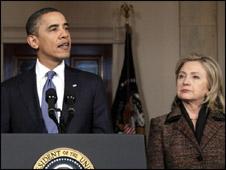 Tổng thống Mỹ Barak Obama
