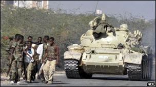 قوات تابعة للاتحاد الأفريقي في الصومال