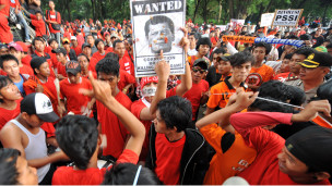 Demo anti-Nurdin Halid