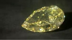 110 karatlık mücevher