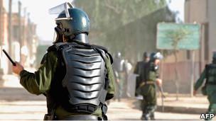اعتراضات سال پیش در الجزایر