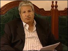 General Abdel Fattah Younes al Abidi