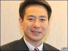 日本外相前原诚司(22/2/2011)