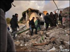 Protestas en Bengasi (Foto: Archivo)