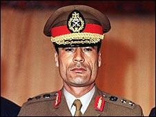 Gaddafi mwaka 1969