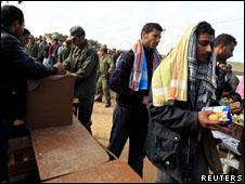مرز لیبی و تونس