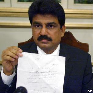 وزير الأقليات الباكستاني شهباز باتي