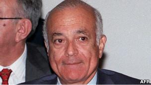 نبذة عن: نبيل العربي وزير الخارجية المصري 110306185636_nabil_al-arabi__304x171_afp