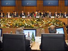 Cumbre del G20 en París
