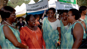 Des parlementaires rwandaises